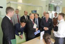 В Хабаровске открыт новый офис Дальневосточного банка Сбербанка России — «Пушкинский»