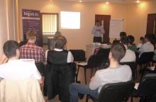 В Хабаровске прошел практический семинар «Проектирование системы управления компанией на основе процессного подхода»
